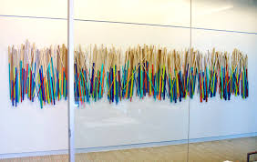 the harbor wood stick sculpture rosemary modern