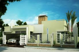 modern house designs bungalow design house plans 9771