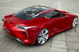 lexus lc price list lexus lc 500 news and information autoblog