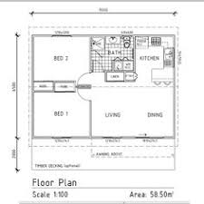 Two Bedroom Granny Flat Floor Plans 2 Bedroom Small House Plans And Granny Flats Australian Display
