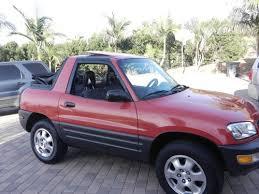 toyota rav4 convertible for sale sell used 1998 toyota rav4 base sport utility 2 door 2 0l in