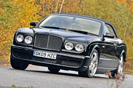bentley arnage coupe bentley azure convertible and brooklands coupe to return auto