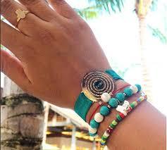 string cord bracelet images Pearl bracelet red bangle corded string cord single bracelets jpg