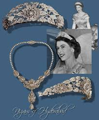 Wedding Gifts Queen Elizabeth This Is The Nizam Of Hyderabad Diamond Necklace Kate Is Wearing On