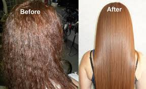Washing Hair After Coloring At Home - all you should know about cysteine hair treatment