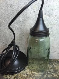 vintage mason jar mason jar lighting pendant light pendant