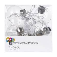 copper globe string lights copper globe string lights kmartnz