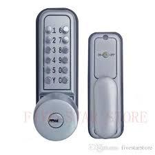 Interior Keyless Door Locks 2018 Unique Design Keyless Password Door Lock Mechanical Code Lock