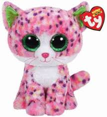 ty beanie boos izabelle plush husky puppy dog claires nwmt p30