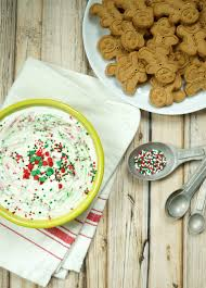 easy christmas cookie dip