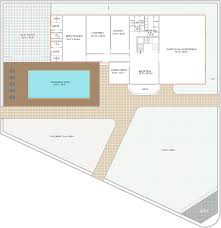 Cafeteria Floor Plan by White Rose Farm Cogent Developers