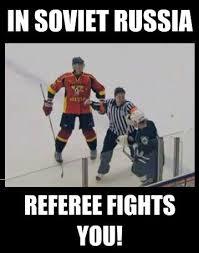 Hockey Memes - hockey memes on twitter in soviet russia http t co ji0un9vb