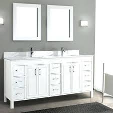 Double Sink Vanity Top 61 Vanities For The Master Bath Corniche 75 White Double Sink