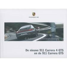 2012 porsche 911 4 gts porsche 911 4 gts hardcover brochure