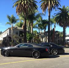 roll royce star rdbla rolls royce wraith two tone black out