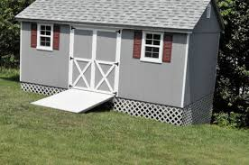 How To Build A Storage Shed Diy by How To Build A Shed Ramp One Project Closer