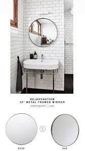 best deals on framed mirrors for the bathroom an excellent home design