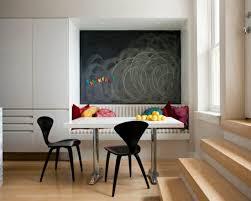 eckbänke küche moderne eckbank küche kinder schwarze taffel kitchen