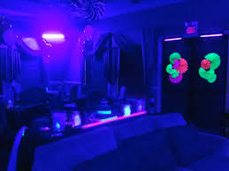 party light rentals uv black light rental miami and broward
