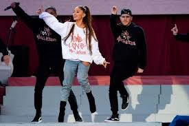 where to buy ariana grande u0027s one love manchester sweater