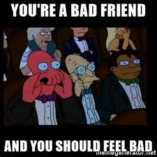Bad Friend Meme - th id oip 4zcdsi01oxqme 6y2tgmeqhaha