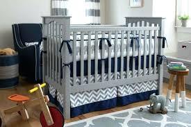Grey Chevron Crib Bedding Set with Gray Baby Bedding Set U2013 Hamze