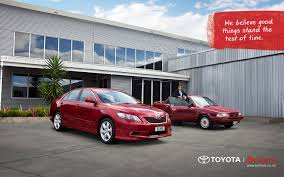 toyota corporate toyota believe in new zealand the inspiration room