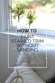 best 25 stained trim ideas on pinterest stained wood trim
