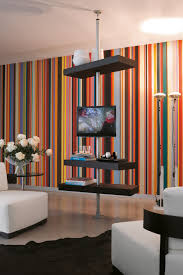 porta tv soffitto domino colonna porta tv di porada lartdevivre arredamento