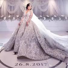 wedding dresses cheap uk discount 2017 luxury lace sleeve wedding dresses dubai arabic