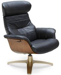 Swivel Chair Annaldo Leather Swivel Chair Furniture Macy S