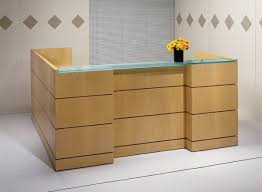 Reception Desk With Transaction Counter Arnold Reception Desks Inc Contemporary Reception Desk Siena