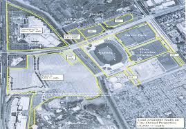 Great America Map by New Santa Clara 49ers Stadium Site Location 14 Acre Building On