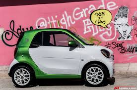 smart car pink 2017 smart electric drive review gtspirit