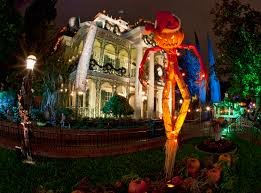 does disneyland do anything special for halloween