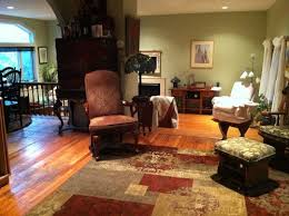 is it ok to different wood floors in a home