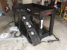 Instructions For Building Bunk Beds by Best 25 Dog Bunk Beds Ideas On Pinterest Dog Beds Dog Rooms