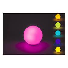 waterproof floating led multi colour bath light ball amazon co uk