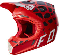 motocross helmet light 2017 fox v3 grav motocross helmet red 1stmx co uk