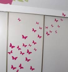 decoration chambre fille papillon decoration chambre fille papillon visuel 2