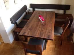 Esszimmertisch Mit Marmorplatte Tisch Bamaco Amerikanischer Nussbaum Esszimmer Pinterest