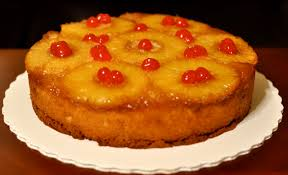 make your own pineapple delight cake