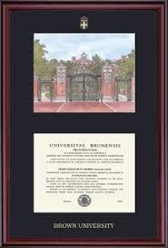 uva diploma frame cherry finish diploma frame with navy mat embossed uva seal