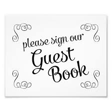 guest book sign in 53 best sign our guest book images on guest books