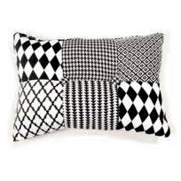 coussin de canapé design coussin patchwork achat coussin patchwork pas cher rue du commerce