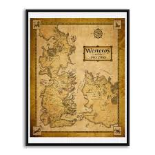 Map Of Avatar Last Airbender World by Game Of Thrones Map Westeros Map Map Of Essos Game Of
