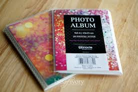 Inexpensive Photo Albums How To Upcycle An Inexpensive Brag Book For Mother U0027s Day