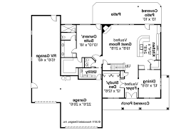 Traditional Floor Plan Traditional House Plans Claredon 30 564 Associated Designs