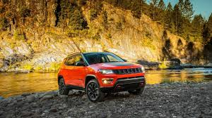 yellow jeep on beach 2017 jeep compass suv pricing for sale edmunds