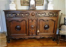 Antique Server Buffet by Rare Walnut French Country Buffet And Sideboard Server With
